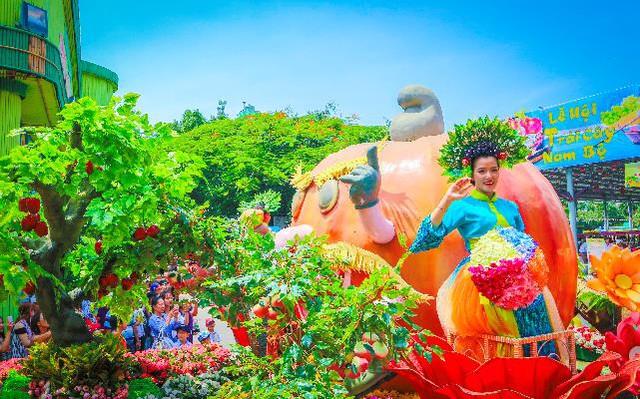 Suối Tiên chào hè rực rỡ với Lễ hội trái cây Nam Bộ 2018 - ảnh 2
