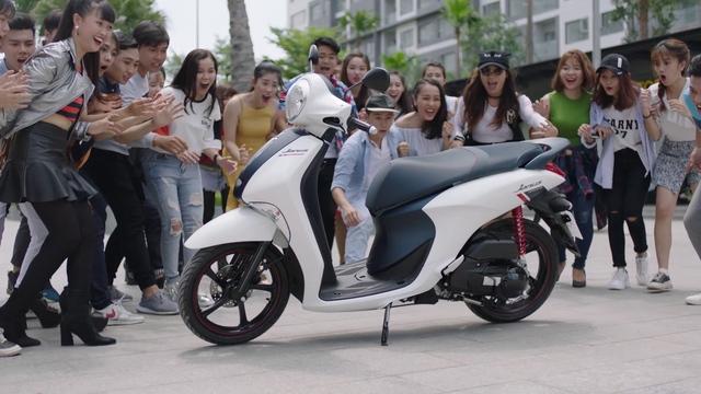Truy tìm tung tích chiếc xe bí ẩn đến từ Yamaha trong MV mới nhất của Chi Pu, Isaac và Only C? - Ảnh 5.