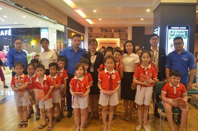 Mừng Quốc tế thiếu nhi, Lotte Cinema dành tặng 8.000 suất chiếu miễn phí cho các em học sinh trên toàn quốc - Ảnh 1.