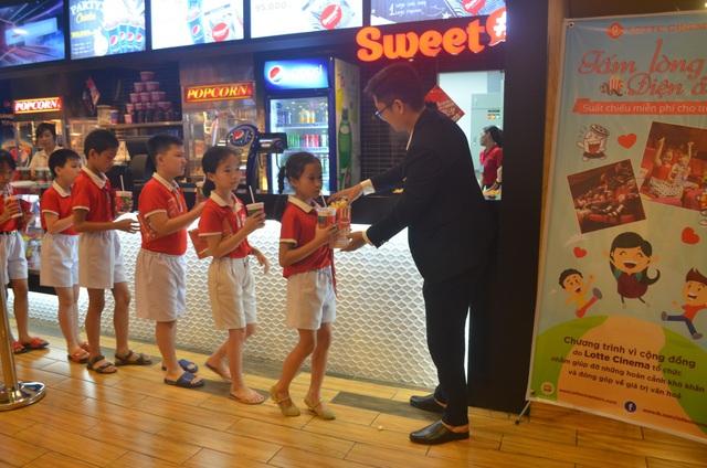 Mừng Quốc tế thiếu nhi, Lotte Cinema dành tặng 8.000 suất chiếu miễn phí cho các em học sinh trên toàn quốc - Ảnh 3.