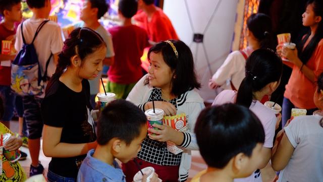 Mừng Quốc tế thiếu nhi, Lotte Cinema dành tặng 8.000 suất chiếu miễn phí cho các em học sinh trên toàn quốc - Ảnh 4.