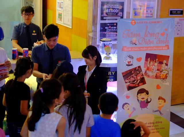 Mừng Quốc tế thiếu nhi, Lotte Cinema dành tặng 8.000 suất chiếu miễn phí cho các em học sinh trên toàn quốc - Ảnh 5.