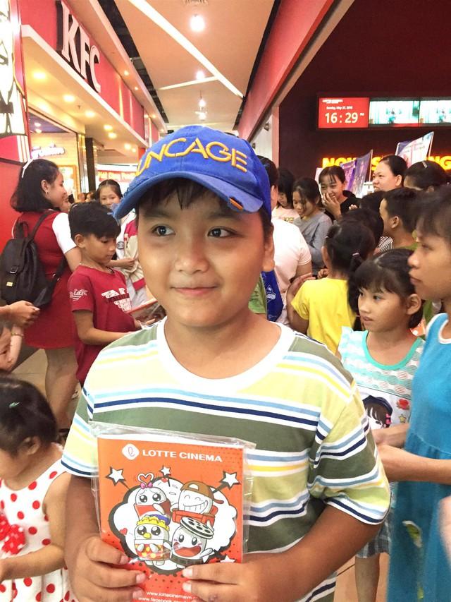 Mừng Quốc tế thiếu nhi, Lotte Cinema dành tặng 8.000 suất chiếu miễn phí cho các em học sinh trên toàn quốc - Ảnh 6.