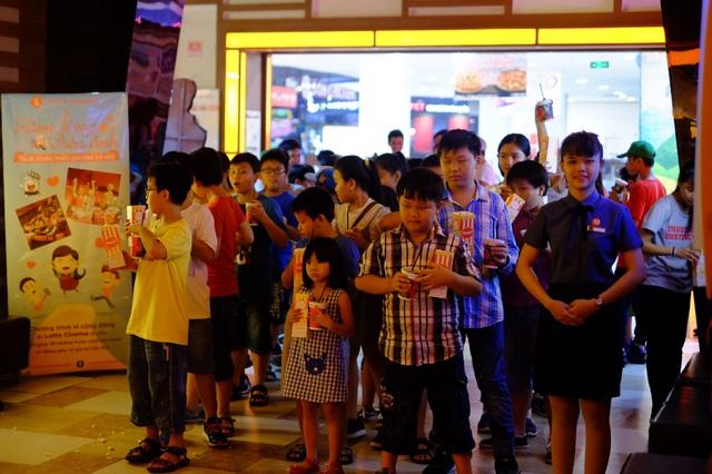 Mừng Quốc tế thiếu nhi, Lotte Cinema dành tặng 8.000 suất chiếu miễn phí cho các em học sinh trên toàn quốc - Ảnh 7.