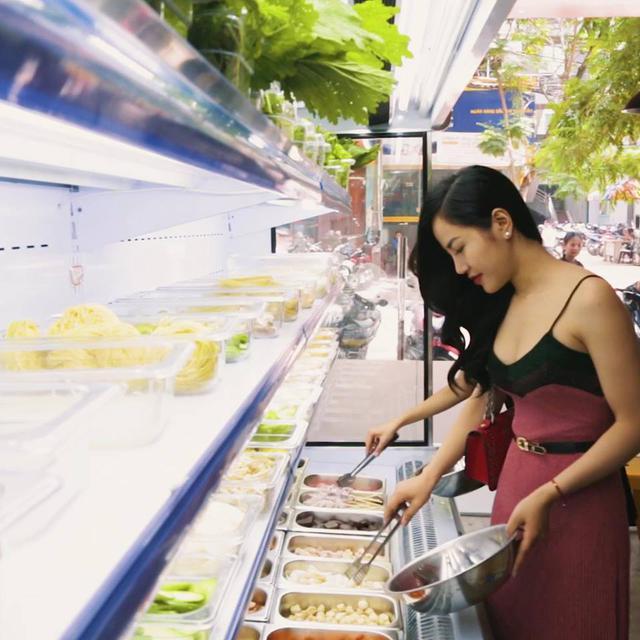 Canh thập cẩm Mala - Tang: Hành trình hương vị mới lạ đến từ Thượng Hải dành cho người Việt - Ảnh 5.