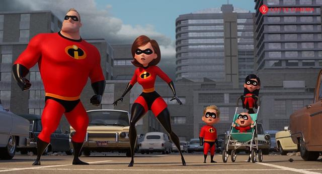 Khủng long trở lại cùng gia đình siêu nhân bá đạo - Ảnh 5.