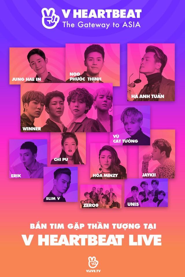 Jung Hae In sẽ tham gia chương trình đại nhạc hội tại Việt Nam cùng Hà Anh Tuấn, Noo Phước Thịnh - Ảnh 12.