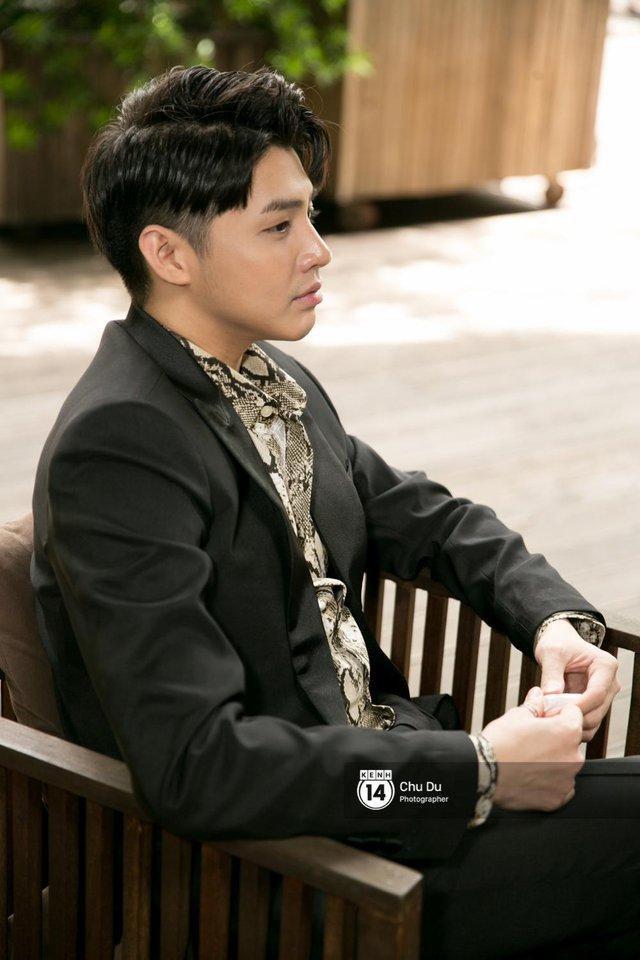 """Noo Phước Thịnh: """"Tôi đang chuẩn bị cho dự án lớn kỉ niệm 10 năm ca hát"""" - Ảnh 2."""