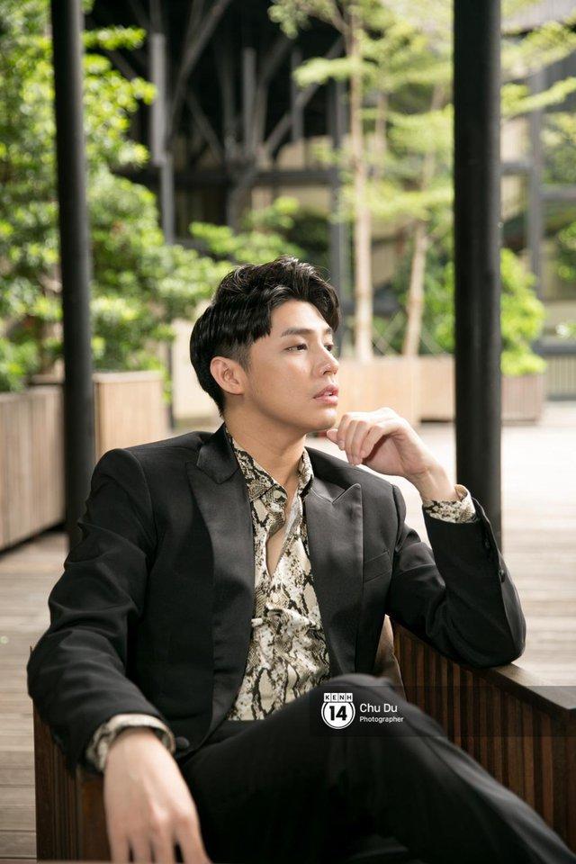 """Noo Phước Thịnh: """"Tôi đang chuẩn bị cho dự án lớn kỉ niệm 10 năm ca hát"""" - Ảnh 3."""