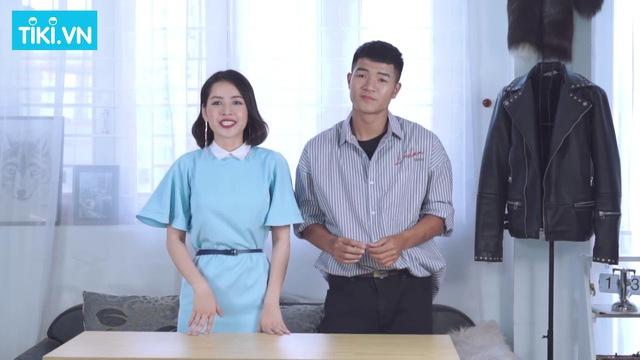 Chi Pu - Đức Chinh khiến fan bấn loạn vì độ dễ thương khi thực hiện thử thách cùng nhau - Ảnh 5.