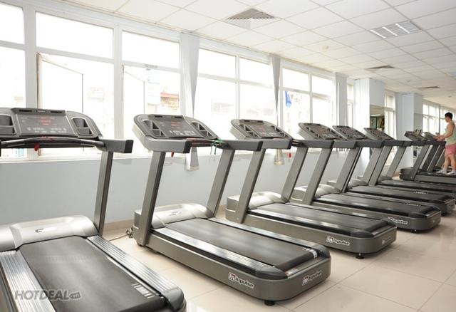 """MD Fitness: Hệ thống phòng tập Gym """"Sang - Xịn - Mịn"""" ngay tại Hà Nội - Ảnh 5."""
