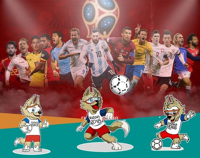 Bốn điều không thể thiếu cho World Cup 2018 thời công nghệ số - Ảnh 3.