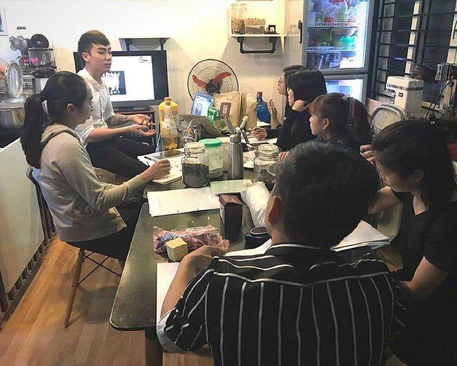 Giải mã sức hút của lớp học barista chuyên nghiệp tại Hà Nội - Ảnh 1.