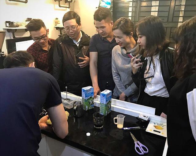 Giải mã sức hút của lớp học barista chuyên nghiệp tại Hà Nội - Ảnh 2.