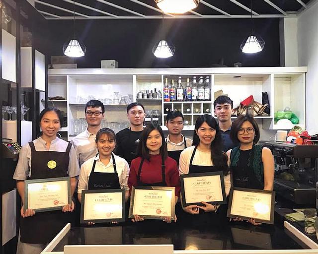 Giải mã sức hút của lớp học barista chuyên nghiệp tại Hà Nội - Ảnh 8.