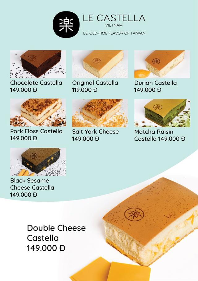 TGĐ Le Castella: Món bánh Đài Loan sẽ thay đổi công thức, tăng công dụng làm đẹp - ảnh 1