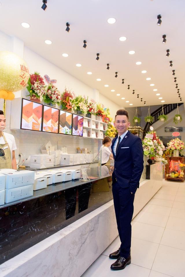 TGĐ Le Castella: Món bánh Đài Loan sẽ thay đổi công thức, tăng công dụng làm đẹp - ảnh 2