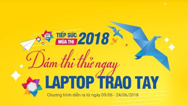 Thi thử THPT Quốc gia, nhận tổng bộ quà khủng đến hơn 100 triệu đồng tại FPT Shop - Ảnh 1.