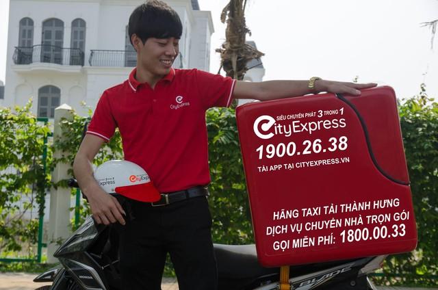 """Miễn phí giao hàng tại Hà Nội và TP.Hồ Chí Minh khi cài ứng dụng CityExpress và nhập mã """"FREE"""" - ảnh 4"""