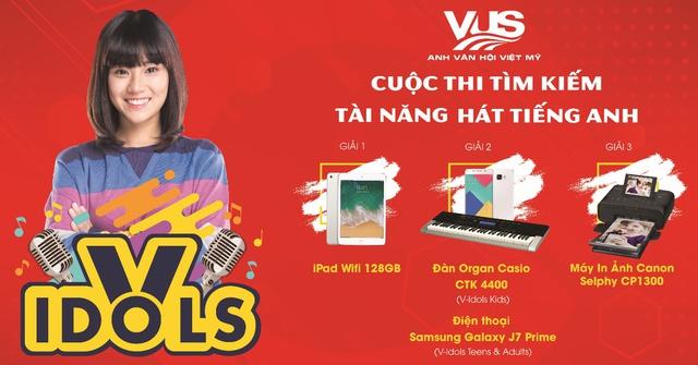 Hoàng Yến Chibi lần đầu làm giám khảo cuộc thi hát tiếng Anh - ảnh 3