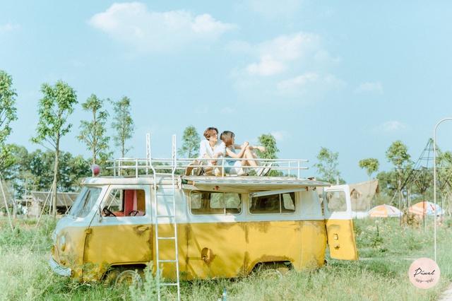 Mùa hè trong trẻo với phong cách ảnh Asian Rustic wedding - ảnh 1