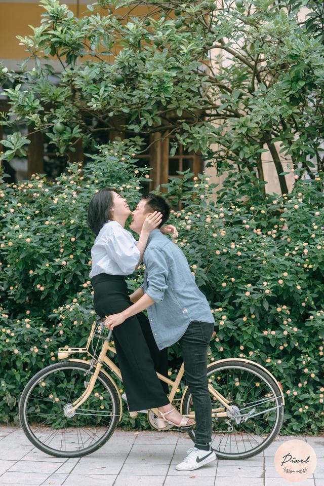 Mùa hè trong trẻo với phong cách ảnh Asian Rustic wedding - ảnh 3