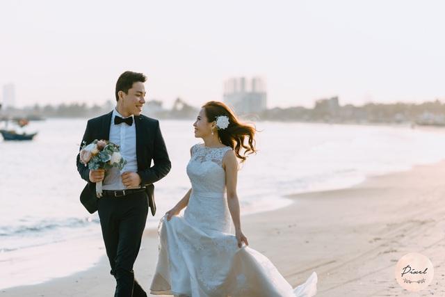 Mùa hè trong trẻo với phong cách ảnh Asian Rustic wedding - ảnh 5