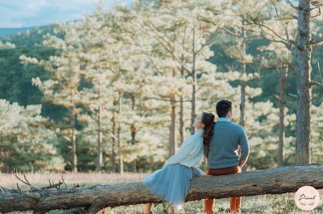 Mùa hè trong trẻo với phong cách ảnh Asian Rustic wedding - ảnh 9
