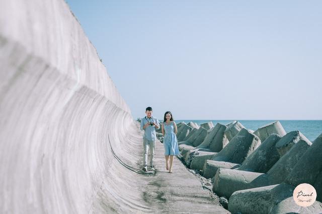 Mùa hè trong trẻo với phong cách ảnh Asian Rustic wedding - ảnh 10