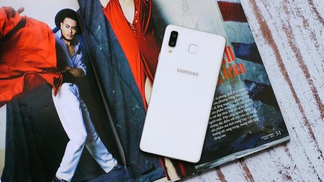 3 lý do Galaxy A8 Star được xem là con cưng của Samsung - Ảnh 1.