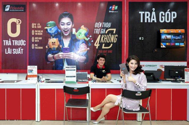 Cùng sao Việt săn điện thoại Samsung giá rẻ bất ngờ - ảnh 4