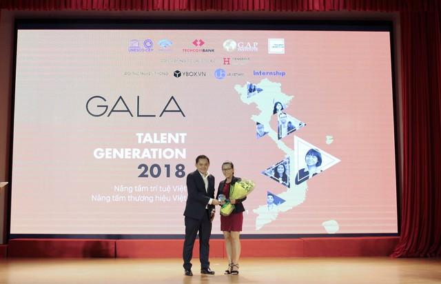 """Gala - Chung kết Talent Generation 2018: Gọi tên những đại diện của """"Thế hệ trẻ tài năng"""" - Ảnh 1."""