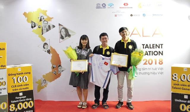 """Gala - Chung kết Talent Generation 2018: Gọi tên những đại diện của """"Thế hệ trẻ tài năng"""" - Ảnh 5."""