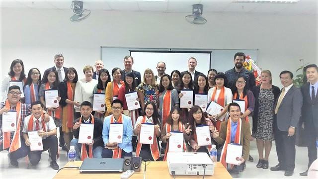 Gia nhập thị trường quốc tế cùng chương trình Du lịch tại Đại học Đông Á - Ảnh 2.