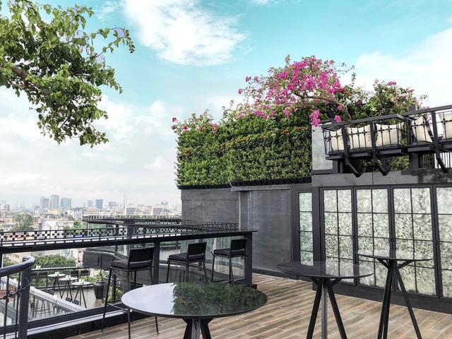Khám phá 2 rooftop sang chảnh bậc nhất Hà Nội nằm trong phố cổ - ảnh 5