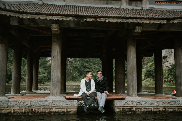 Có một Emeralda Resort Ninh Binh đẹp như mơ giữa vùng đất cố đô Hoa Lư - ảnh 1