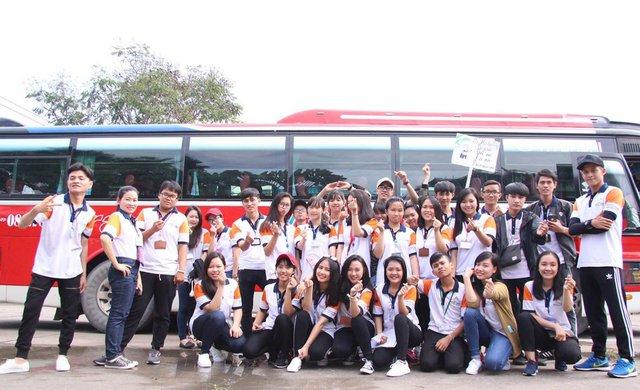Cùng ngắm nhìn đồng phục siêu đẹp của sinh viên trường Cao đẳng nghề Du lịch Sài Gòn - Ảnh 8.