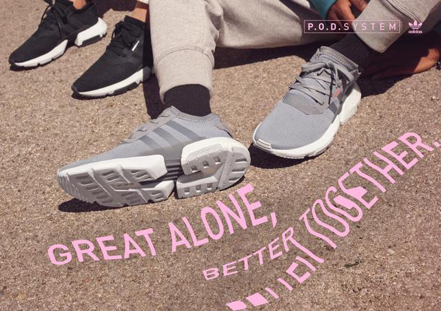 Adidas Originals P.O.D S3.1 - Phá vỡ giới hạn sáng tạo thiết kế sneakers - ảnh 18