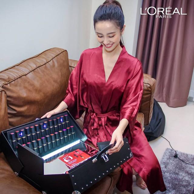 Jun Vũ, Diễm My 9x cùng loạt beauty blogger mê mẩn với BST hơn 40 màu son lì mới - ảnh 1