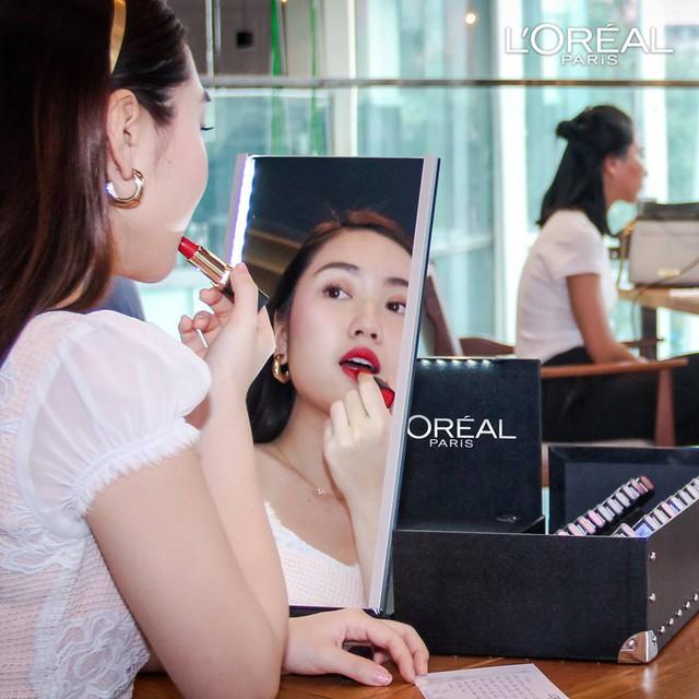 Jun Vũ, Diễm My 9x cùng loạt beauty blogger mê mẩn với BST hơn 40 màu son lì mới - ảnh 6