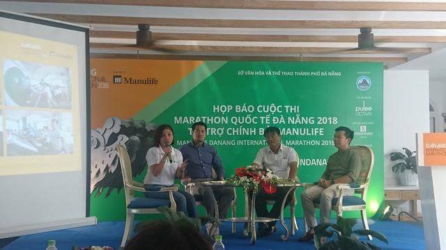 Hơn 7.000 người tham gia sự kiện Manulife Danang International Marathon 2018 - ảnh 1