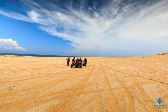 Du lịch Ninh Thuận: Biển Mũi Dinh - tiểu sa mạc Sahara của Việt Nam - Ảnh 3.
