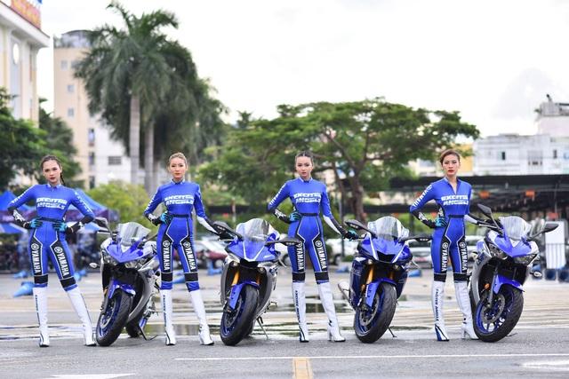 Gặp gỡ 4 mảnh ghép cá tính của biệt đội Yamaha Exciter Angels - ảnh 1
