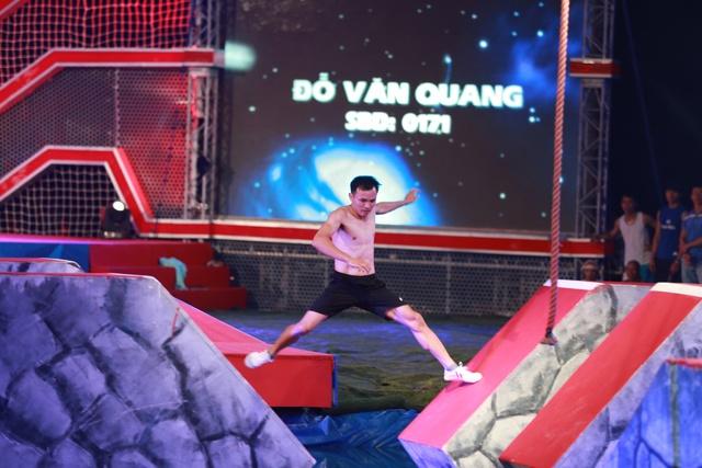 Không giới hạn - Sasuke Việt Nam: Sự quyết tâm của anh thợ nhôm kính - ảnh 2
