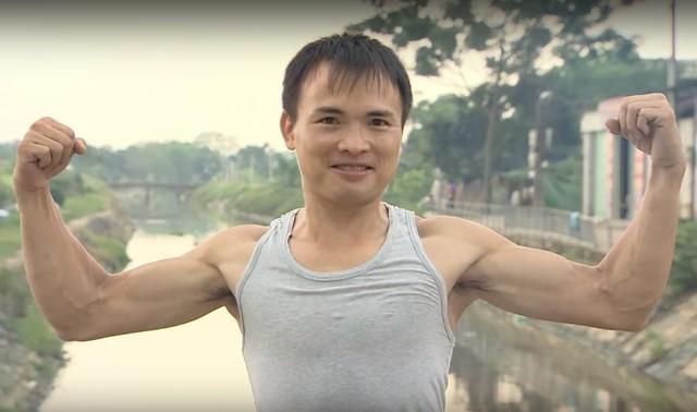 Không giới hạn - Sasuke Việt Nam: Sự quyết tâm của anh thợ nhôm kính - ảnh 4