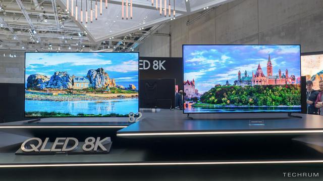Trong khi thị trường chỉ toàn TV 4K thì nay Samsung đã có TV 8K, khác biệt ở đâu? - ảnh 1