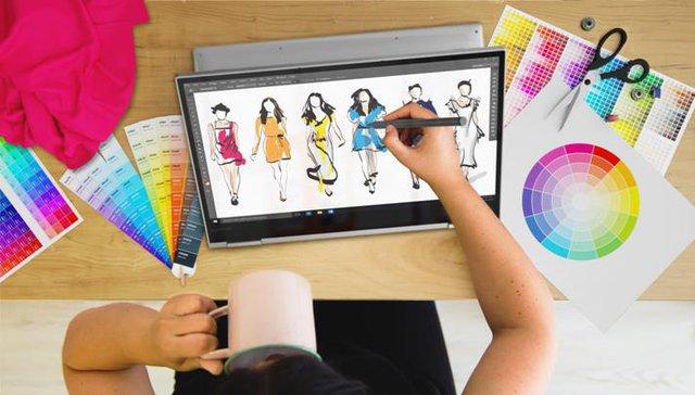 Khơi nguồn sáng tạo với thế hệ laptop Lenovo đa năng mới nhất - Ảnh 2.