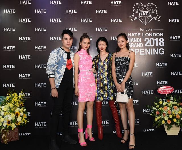 HATE London khai trương cửa hàng tại Hà Nội - ảnh 5