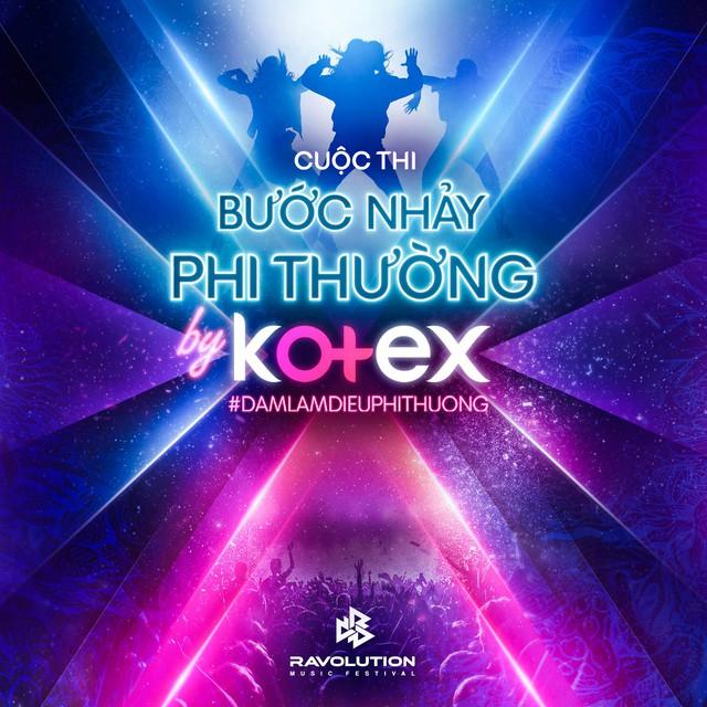 Kotex truyền cảm hứng tới các ravers nữ trong chuỗi sự kiện Road To Ravolution tại 2 thành phố lớn - ảnh 4