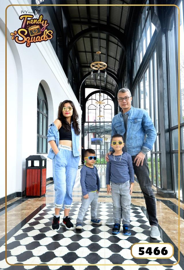 Soi style ăn mặc chất ngất từ các gia đình nhà ta, chẳng hề kém cạnh nhà sao thế giới là mấy - ảnh 5
